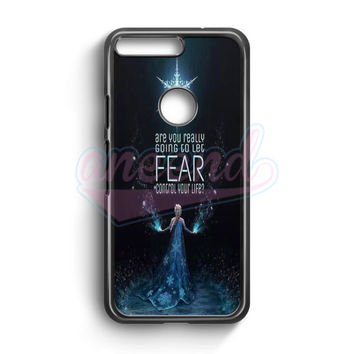 Disney Frozen Elsa As Aura Google Pixel XL Case | aneend.com