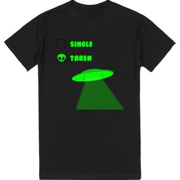 Single Taken By Aliens