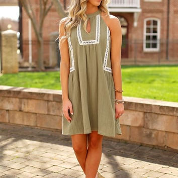 simple attraction dress