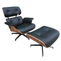 Pre-owned Mid-Century Herman Miller Style Lounge Chair