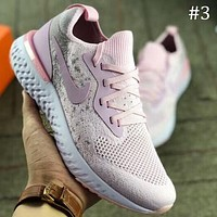 NIKE EPIC REACT FLYKNIT Knitted Ultra Lightweight Running Shoes F-A-FJGJXMY #3
