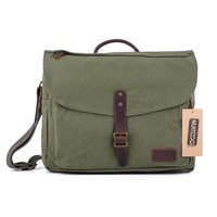 Canvas Shoulder Bag #60611