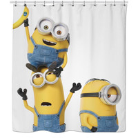 Minion Shower Curtain