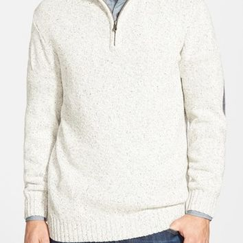 Men's Rodd & Gunn 'Salisbury' Quarter Zip Sweater,
