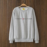 Tommy Hilfiger Woman Men Top Sweater Pullover