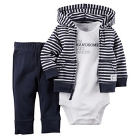 Hooded Cardigan Newborn Baby Clothes
