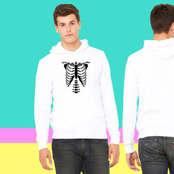 Skeleton Torso Halloween Costume T-shirts sweatshirt hoodie