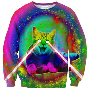Psycho Kitty Sweater