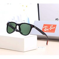 Ray-Ban Tide brand men and women personality driving retro polarized sunglasses #5