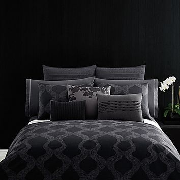Vera Wang Home Scribble Duvet Cover
