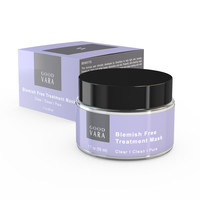 Blemish Free Treatment Mask- Oily Skin Mask- Deep Skin Cleansing