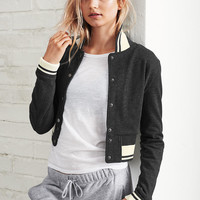 Cropped Bomber Jacket - Victoria's Secret