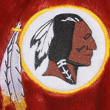 NFL Washington Redskins Mohawk Long Dangle Hat