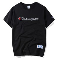 Champion Fashion Casual Shirt Top Tee