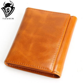 Women Leather Wallet  Purse Woman Vintage Lady Clutch Coin Purses Card Holder