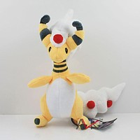 "8.6"" Mega Ampharos Pokemon Plush"