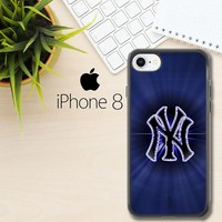 New York Yankees X4962 iPhone 8 Case