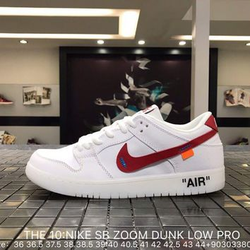 Nike SB Zoom Dunk Low ProSport Shoes