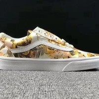 VANS Lovers of canvas shoe shoes casual shoes