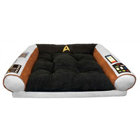 Ster Trek Captain's Chair Dog Bed