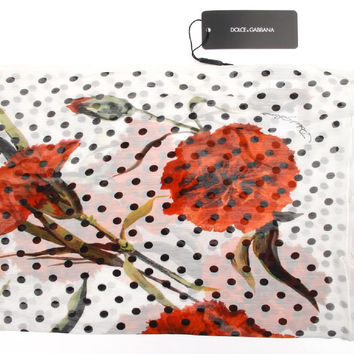 Dolce & Gabbana ladies silk scarf FS094A GD551