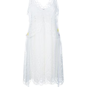 Sleeveless Linen Dress - CHLOÉ