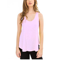 Bobi Los Angeles Lilac Knit Tank