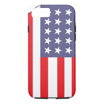 American Flag iPhone 8/7 Case