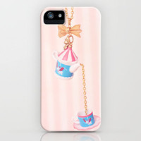 Dumbo Tea pot & cup iPhone Case by Blanc Coco Photographe | Society6