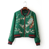 FCL-80-6496 Europe fashion dragon  heavy embroidery collar