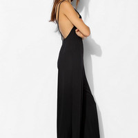 Sparkle & Fade Strappy Open-Back Jumpsuit - Urban Outfitters