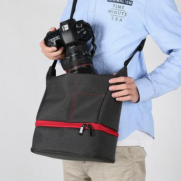 Portable Shoulder Camera Bag