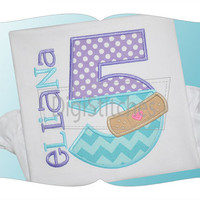 Doc McStuffins-Inspired Birthday Custom Tee Shirt - Customizable -  Infant to Youth
