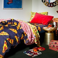 Kip & Co | Pizza / Candystripe Quilt Cover – SINGLE ONLY- 30% OFF