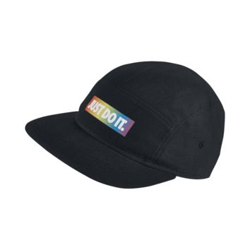 Nike #BeTrue AW84 Adjustable Hat (Black)