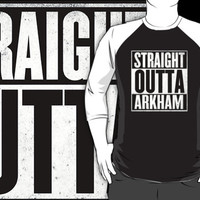 Straight Outta Arkham by Numnizzle