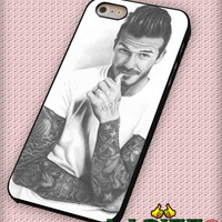"""david beckham for iPhone 4/4s, iPhone 5/5S/5C/6/6+, Samsung S3/S4/S5 Case """"005"""""""