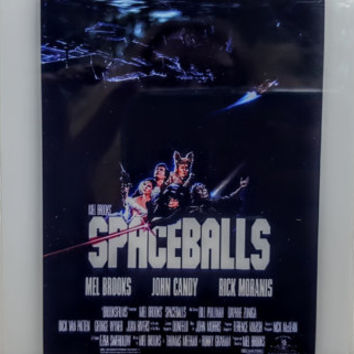Single Tile Drink Coaster Spaceballs Movie Coaster