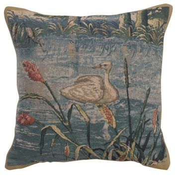 Wawel Forest left European Cushion