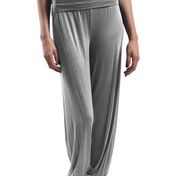 LE3NO Womens Comfortable Loose Harem Pants (CLEARANCE)