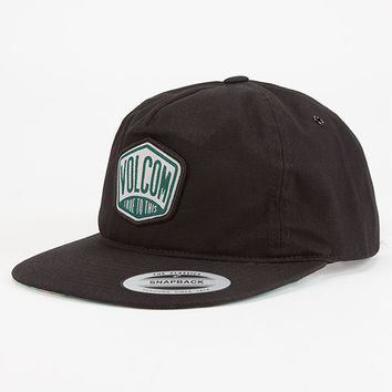 VOLCOM Station Mens Snapback Hat | Snapbacks