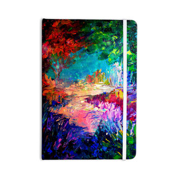 "Ebi Emporium ""Welcome to Utopia"" Rainbow Everything Notebook"