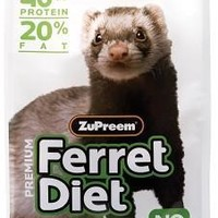 ZuPreem Premium Ferret Pet Food 8 lbs