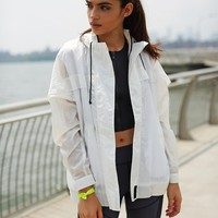First Base Parachute Jacket - Urban Outfitters