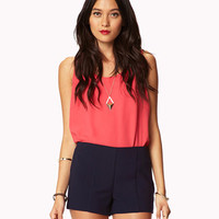 Essential Woven Shorts | FOREVER21 - 2025071051