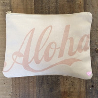 Cameron Hawaii - Aloha Clutch / Sandy Beach