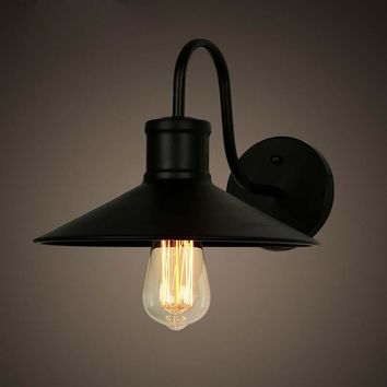 Retro Vintage Industrial Loft American Edison Wall Sconce Lamp Bathroom Beside Mirror Home Decor Modern Lighting Fixture