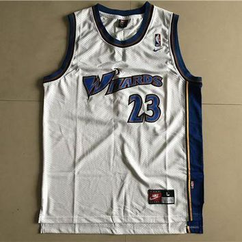 DCCKJ3V Washington Wizards #23 Jordan Swingman Jersey
