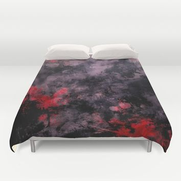 Digital art 3 Duvet Cover by Lionmixart