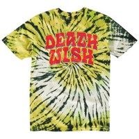 Deathwish Great Death Tie Dye T-Shirt - Men's at CCS